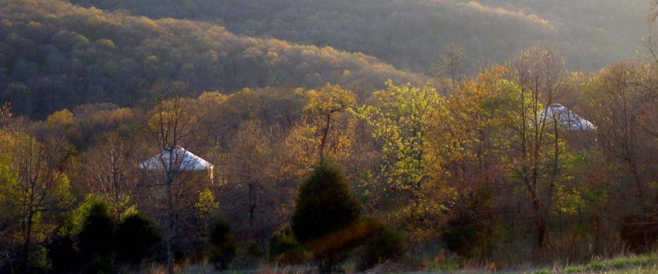 A sample of the view at StoneWind Retreat